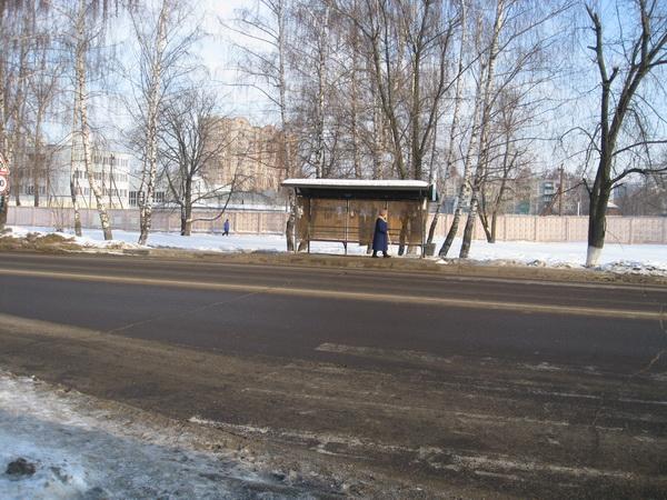 остановка Храм Домодедово