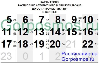 Календарь событий в 2010 году