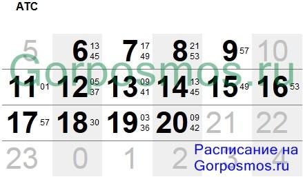 Лунный календарь поездок на май 2017